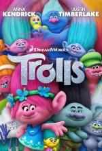 Trolls - Norsk tale